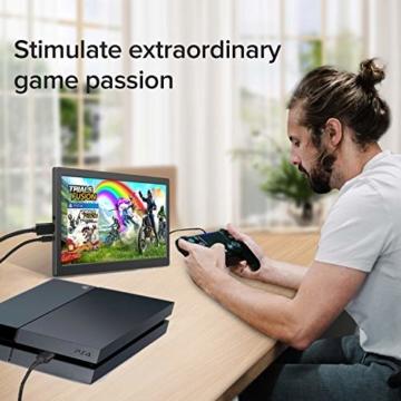 portabler gaming Monitor