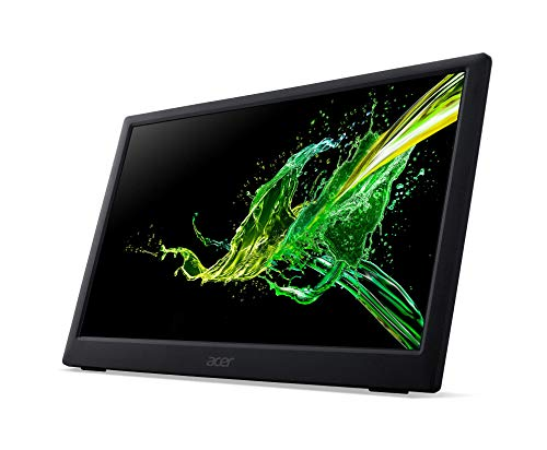 Acer PM (PM161Qbu) 40 cm (15,6 Zoll) IPS Portabler Monitor Matt
