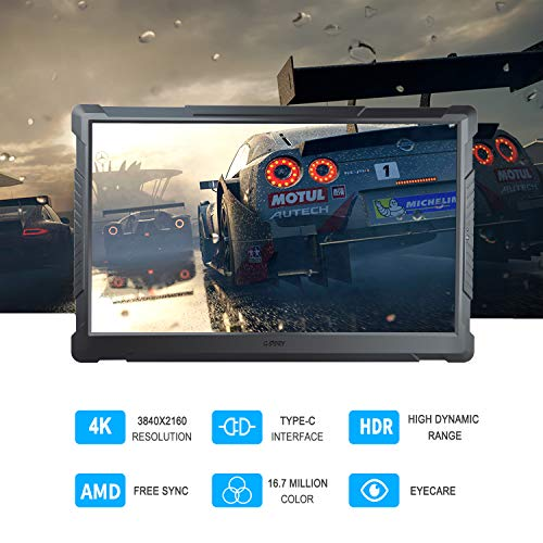 G-STORY mobiler gaming Monitor